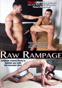Raw Rampage DVD (S)