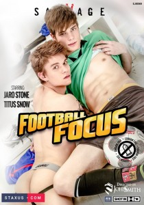 Football Focus DVDR (NC)
