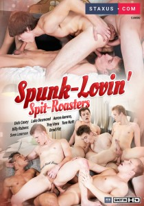 Spunk-Lovin' Spit-Roasters DVDR (NC)