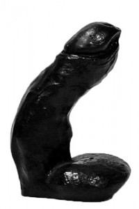 All Black AB 01 Dildo