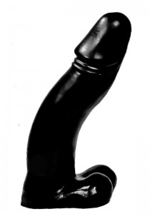 All Black AB22 Dildo