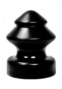 All Black AB55 Dildo