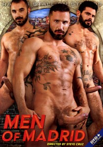 Men of Madrid DVD (S)