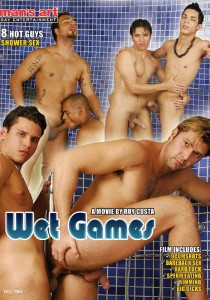 Wet Games DVD (S)