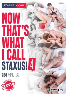 Now That's What I Call Staxus! 4 DVDR (NC)