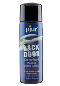 Pjur BACK DOOR Comfort water anal glide Bottle 250 ml - Front
