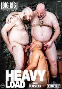 Heavy Load DVD - Front