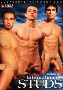 Auditions 34: International Studs DVD (S)
