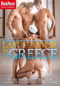 Last Summer In Greece DVD (S)