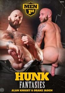 Hunk Fantasies DVD