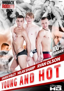 Young and Hot DVD