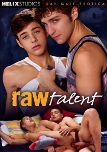 Raw Talent DVD (S)