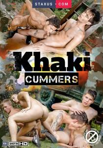 Khaki Cummers DVD - Front