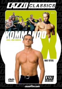 Kommando X DVD (NC)