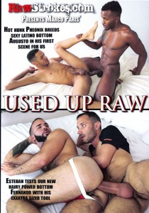 Used Up Raw DVD (S)
