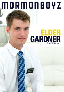 Elder Gardner: Chapters 1-4 DVD (S)