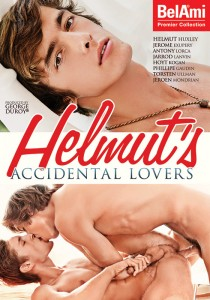 Helmut's Accidental Lovers DVD (S)