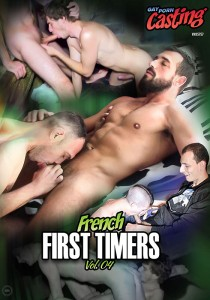 French First Timers Vol. 4 DVD