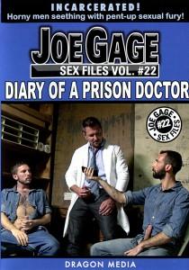 Joe Gage Sex Files vol. #22: Diary of a Prison Doctor DVD