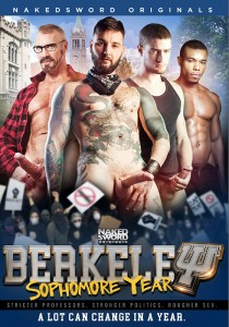 Berkeley: Sophomore Year DVD
