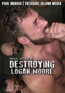Destroying Logan Moore DVD