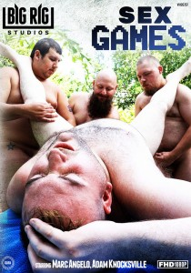 Sex Games DVD