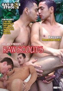 Raw Scouts (GBS) DVD