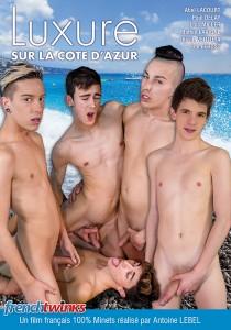 Luxure sur la Cote d'Azur DVD