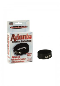 Adonis Leather Collection - Apollo - Front