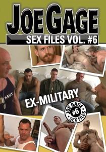 Joe Gage Sex Files vol. #6: Ex-Military DVD (S)