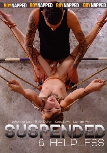 Suspended & Helpless DVD