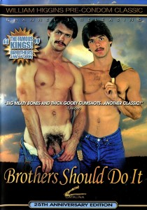 Brothers Should Do It DVD