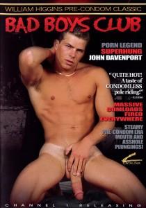 Bad Boys Club DVD
