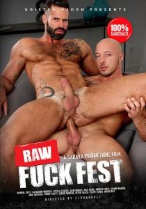 Raw Fuck Fest DVD