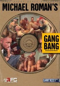 Michael Roman's Gang Bang DVD