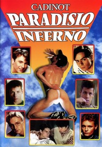 Paradisio Inferno DVDR (NC)