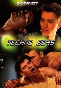 Techno Boys DVD (NC)