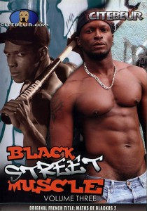 Black Street Muscle 3 DVD