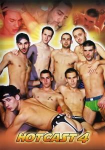 Hot Cast 4 DVD (S)