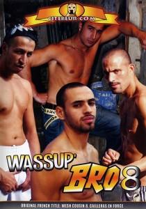 Wasuup Bro 8 DVD