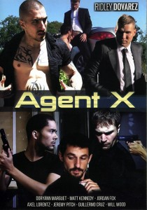 Agent X DVD