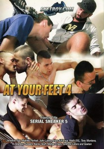 At Your Feet 4 DVD