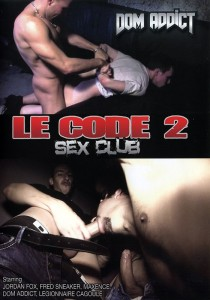 Le Code 2 - Sex Club DVD (S)