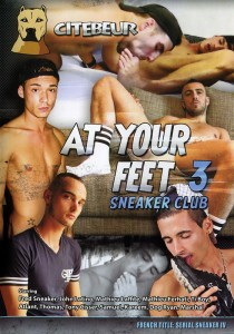 At Your Feet 3 DVD (NC)