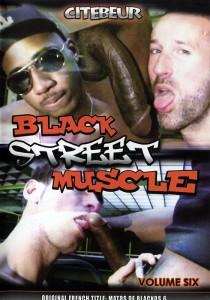 Black Street Muscle 6 DVD (NC)