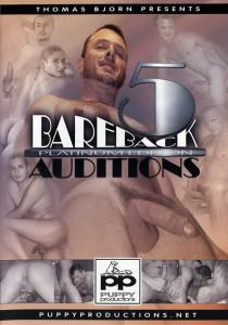 Bareback Auditions 5 DVD