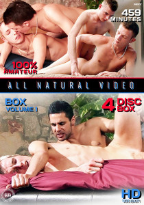 All Natural Video Box 1 DVD