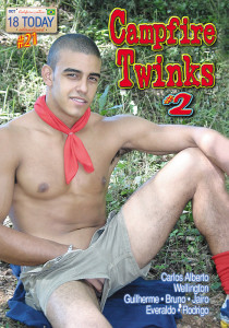 Campfire Twinks 2 DVD