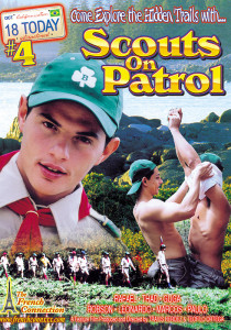Scouts on Patrol DVD