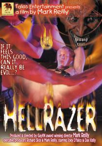 Hellrazer DVD (NC)